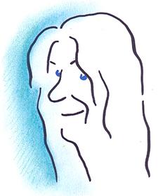 Petra Kaster herself