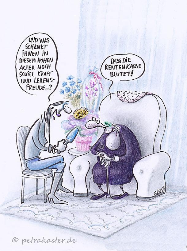Rentnerglück