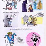 Aua Prinzip 2 - Comic von Petra Kaster
