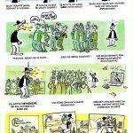Der Influenzaer - Comic von Petra Kaster